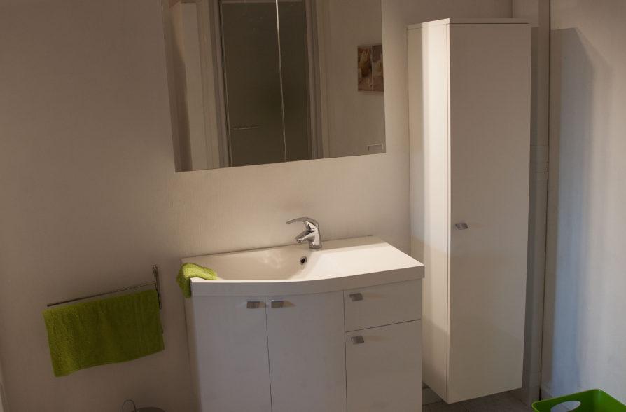 Les salles de bain et de douche