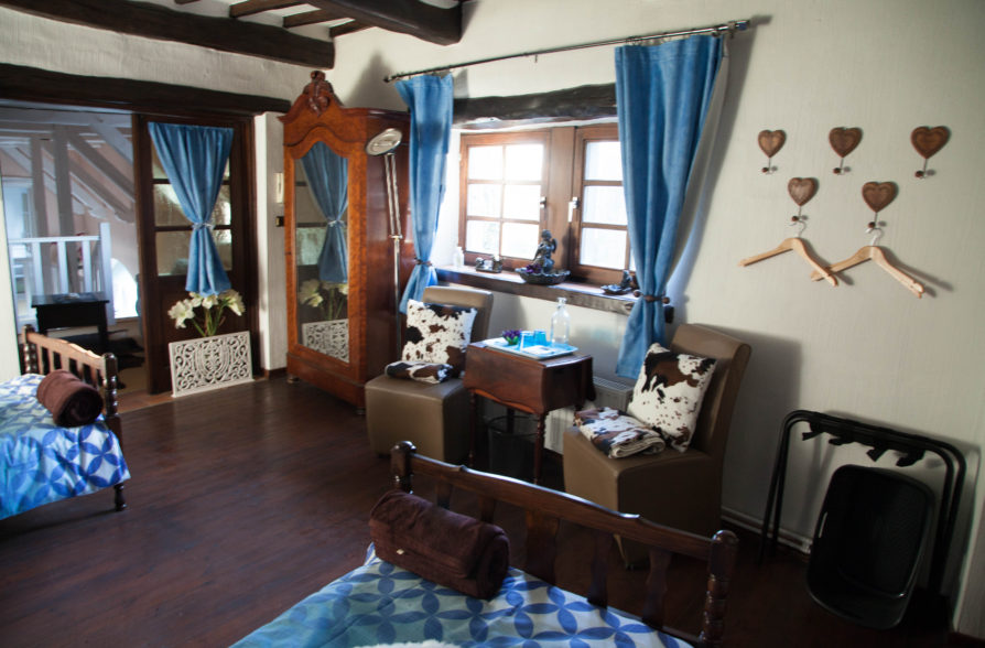 La chambre «Amaryllis»